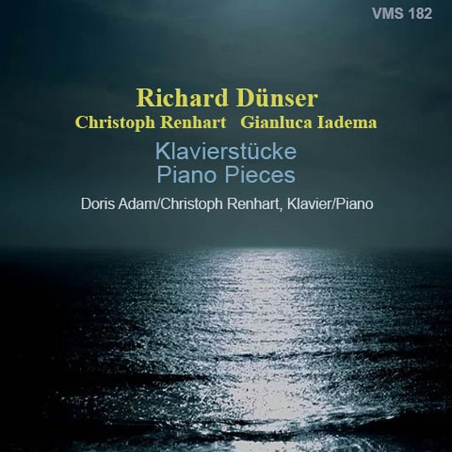 Richard Dünser - Piano Works