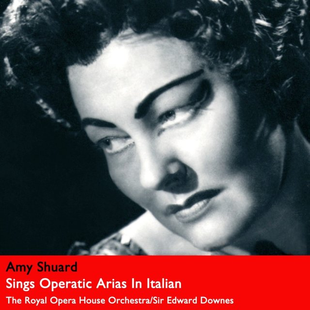 Amy Shuard Sings Operatic Arias In Italian
