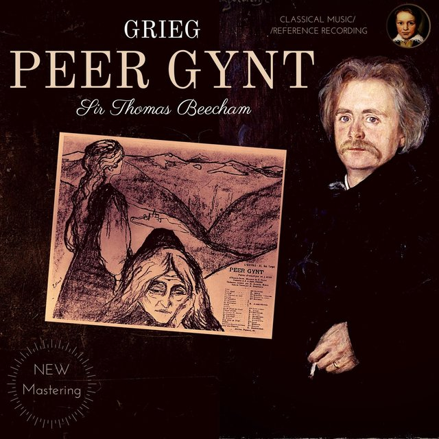 Grieg: Peer Gynt Suites (with Choir and Sopran) - Orchestral Works