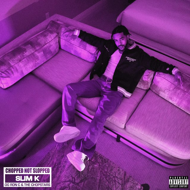 Purple Suite 3 (Chopped Not Slopped)