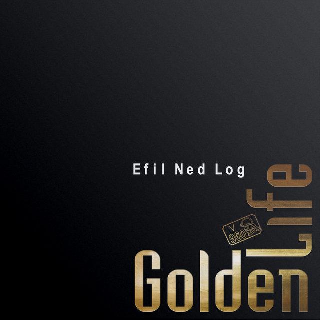 Cover art for album Efil Ned Log by Golden Life