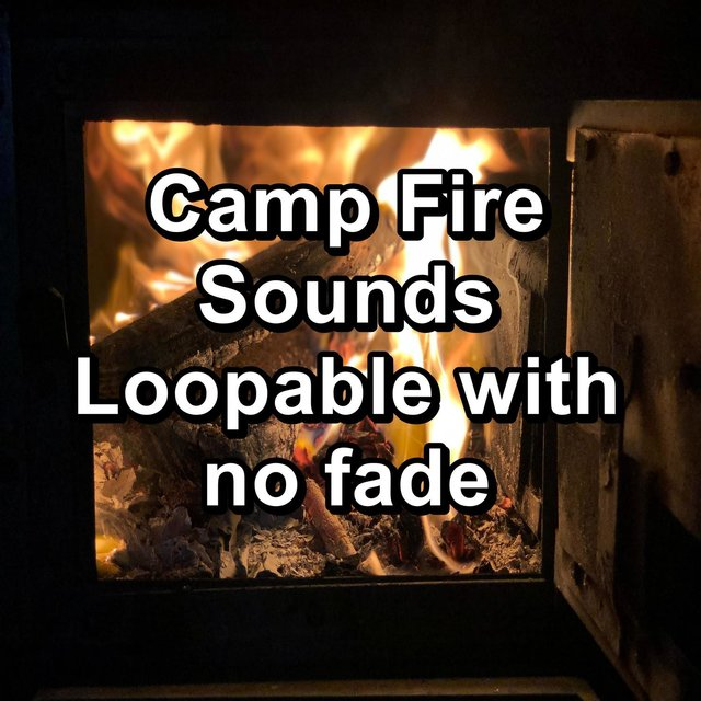 Camp Fire Sounds Loopable with no fade