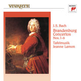 Concerto No. 1 in F Major, BWV 1046: III. Allegro