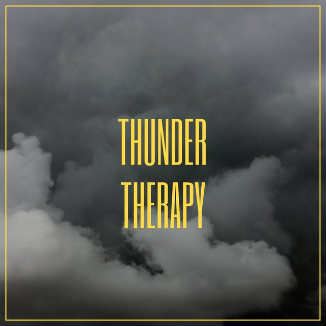 Natural Thunder Background Therapy