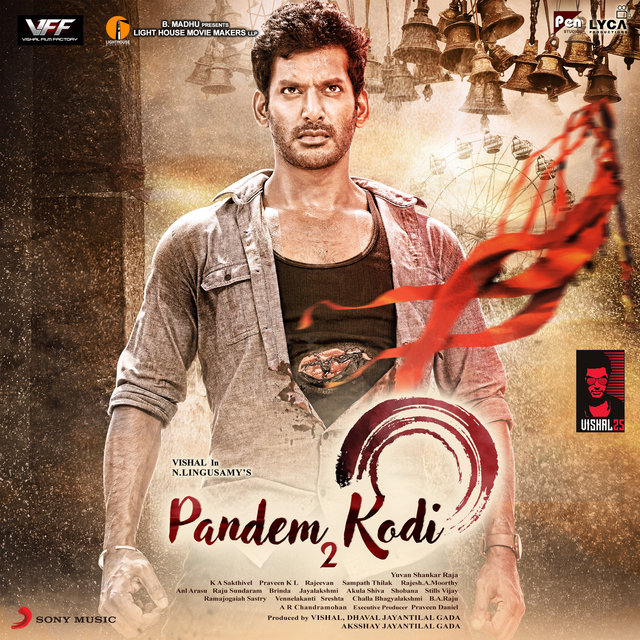 Pandem Kodi 2 (Original Motion Picture Soundtrack)