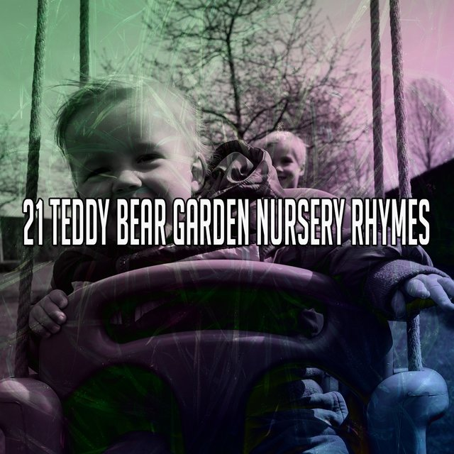 21 Teddy Bear Garden Nursery Rhymes