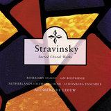 Stravinsky: Cantata on Old English texts for soprano, tenor, female voices and instrumental ensemble - Ricercar 1 'The Maidens Came'