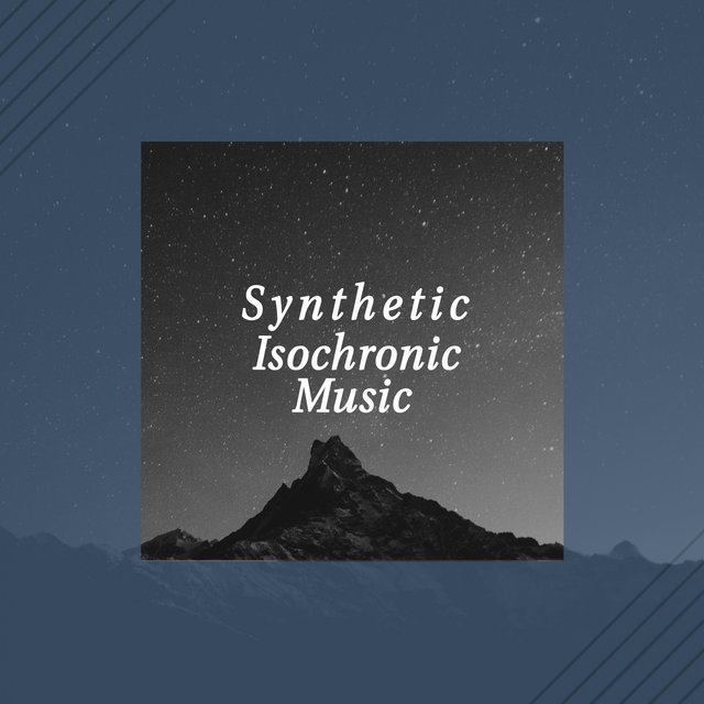 Synthetic Isochronic Music