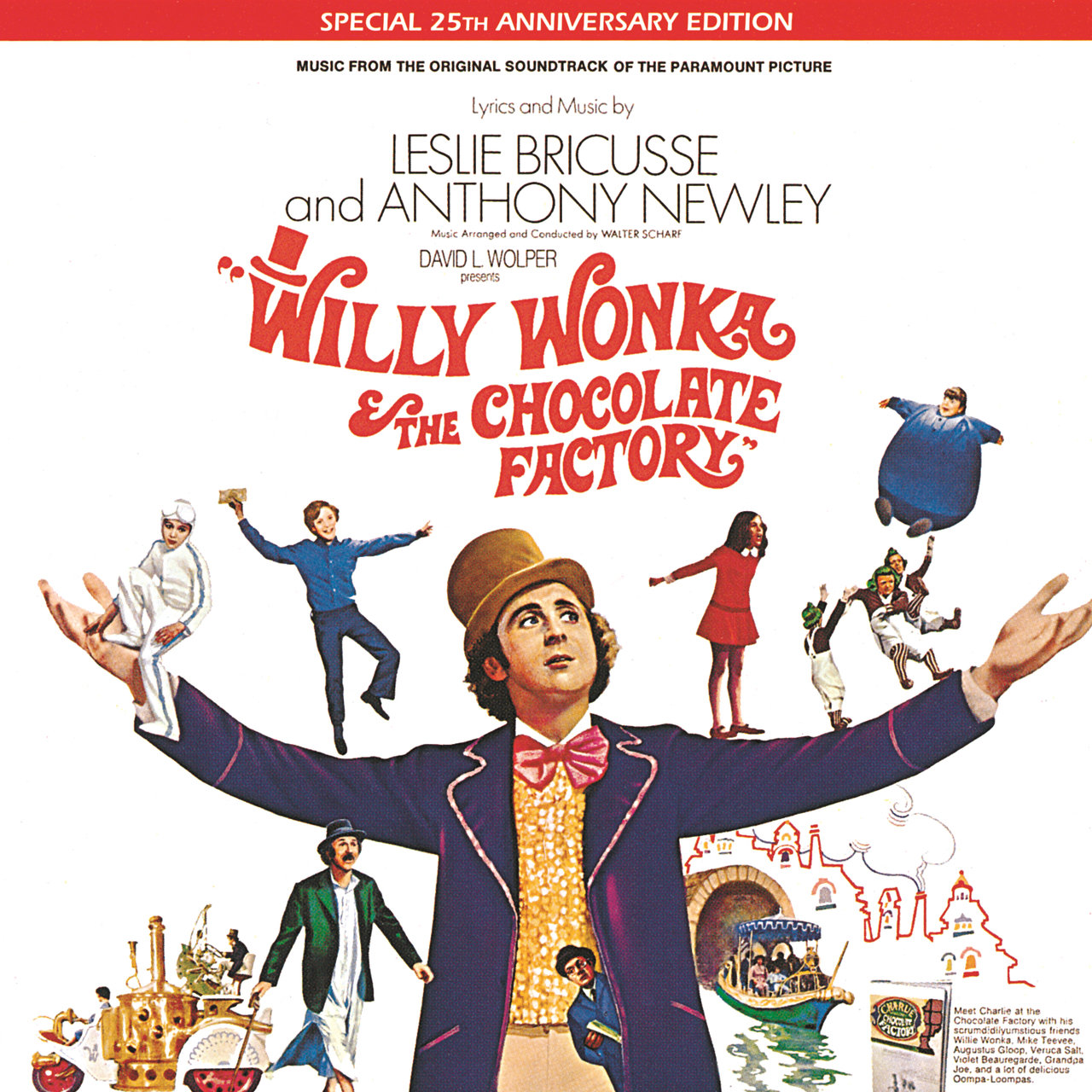 willy wonka the chocolate factory soundtrack various artists willy wonka the chocolate factory soundtrack various artists tidal
