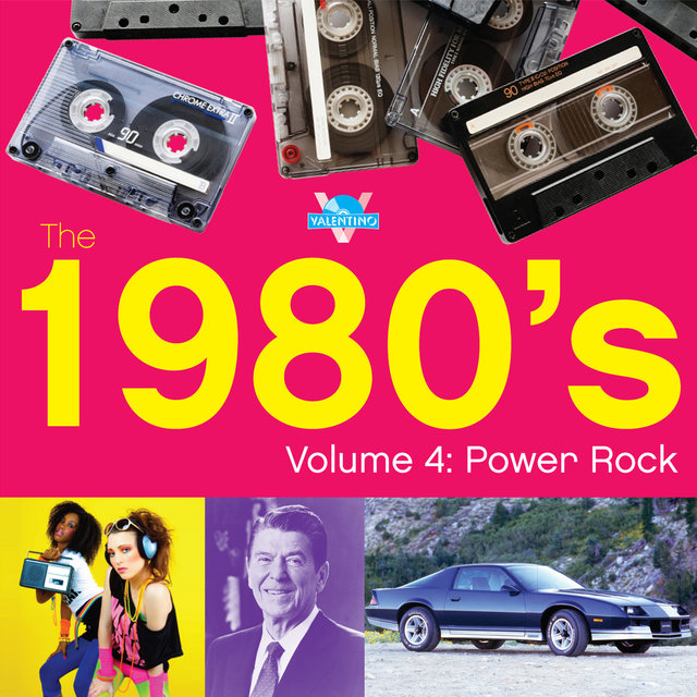 1980s, Vol. 4: Power Rock