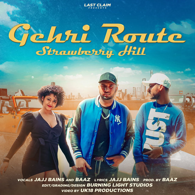 Gehri Route- Strawberry Hill