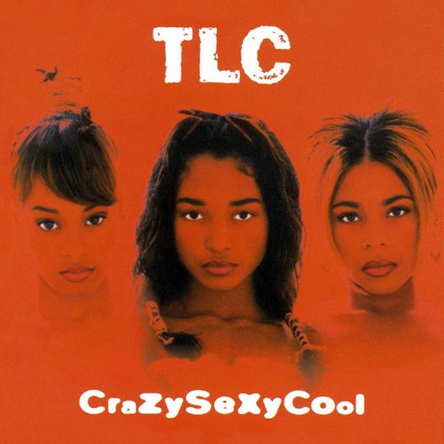 Cover art for album Crazysexycool by TLC