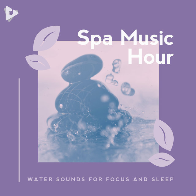 Water Sounds for Focus and Sleep