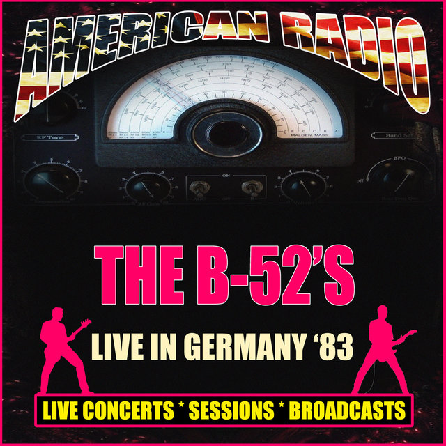Live in Germany 1983
