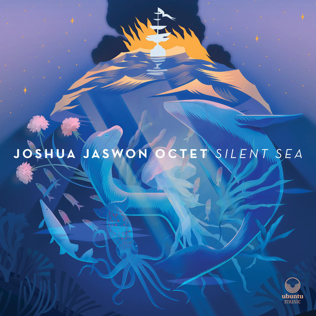 Cover art for album Silent Sea by Joshua Jaswon Octet