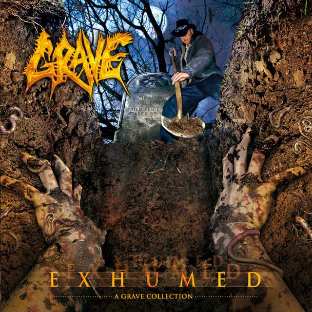 Exhumed (A Grave Collection)