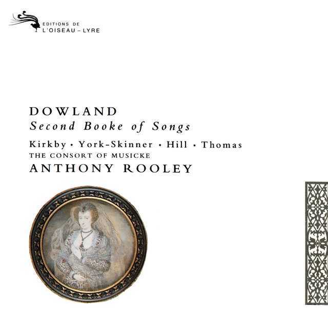 Dowland: Second Booke of Songs
