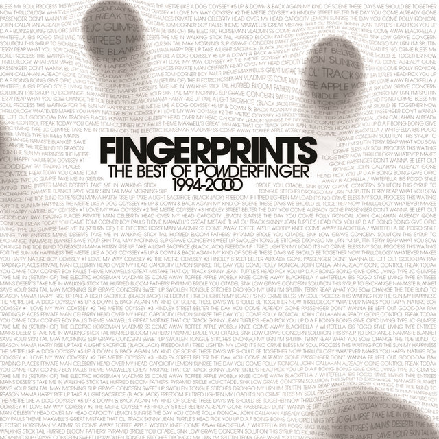 Fingerprints - The Best of Powderfinger 1994-2000