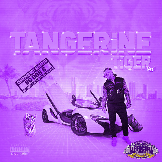 Tangerine Tiger (Chopped Not Slopped)