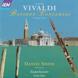 Concerto No.7 in A minor (RV497) - Vivaldi: Bassoon Concerto No.7 in A Minor, RV 497 - 3: Allegro