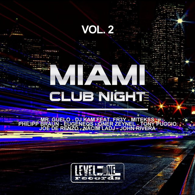 Miami Club Night, Vol. 2
