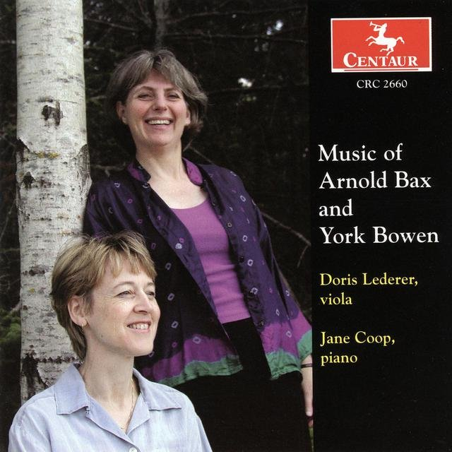 Bowen, Y.: Viola Sonata in C minor / Phantasy / Bax, A.: Viola Sonata