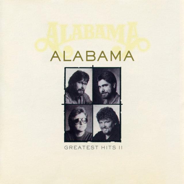 Cover art for album  by Alabama