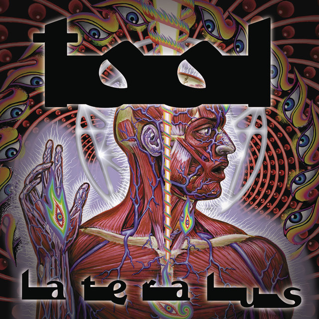 Cover art for album Lateralus by TOOL