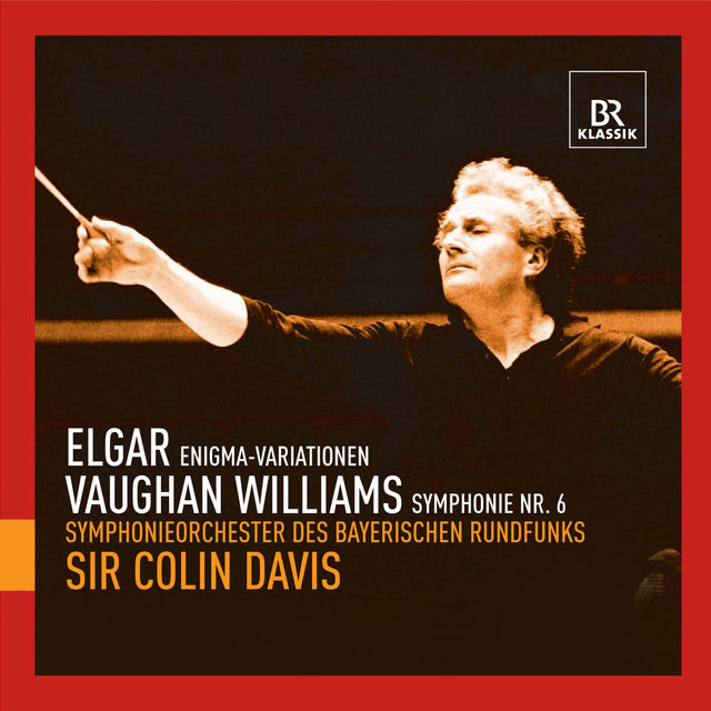 Elgar: Enigma Variations - Vaughan Williams: Symphony No. 6