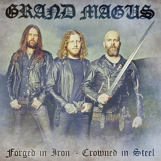 Forged in Iron - Crowned in Steel