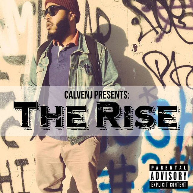 Cover art for album The Rise by Calven J