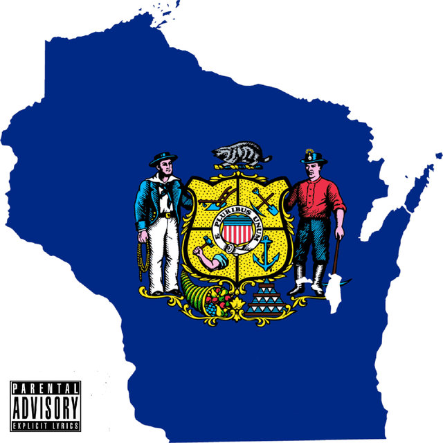 State Flagz (The Wisconsin Disc)