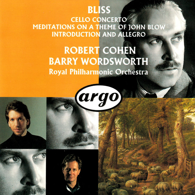 Bliss: Cello Concerto; Meditations On A Theme Of John Blow; Introduction And Allegro