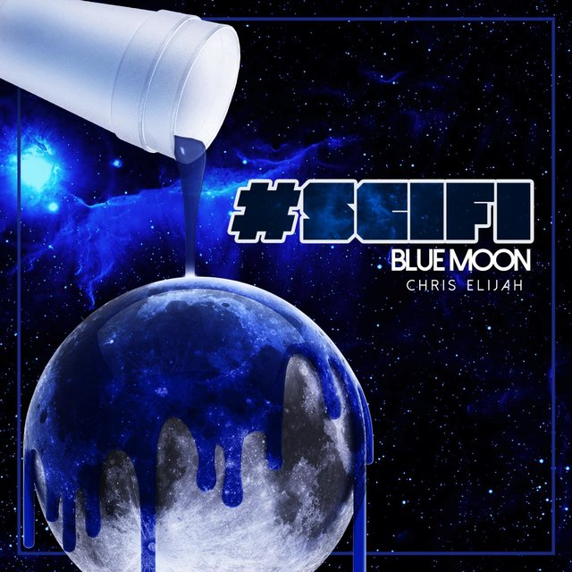 #Scifi Bluemoon
