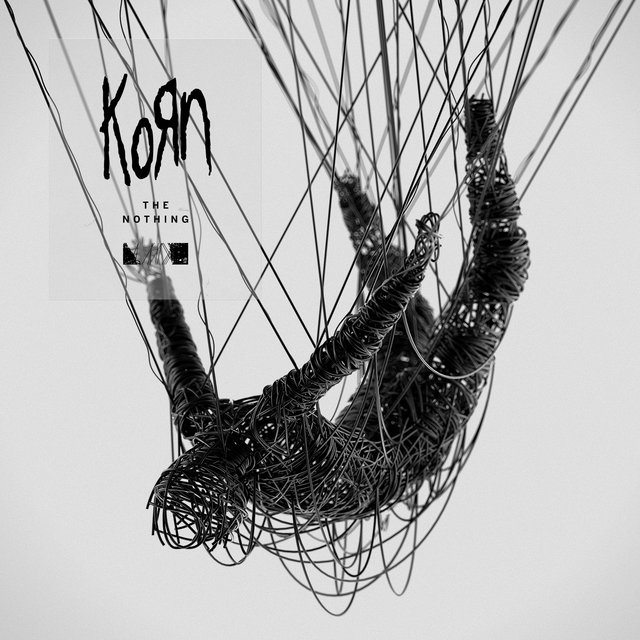 Cover art for album The Nothing by Korn