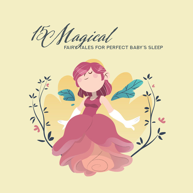 15 Magical Fairy Tales for Perfect Baby's Sleep