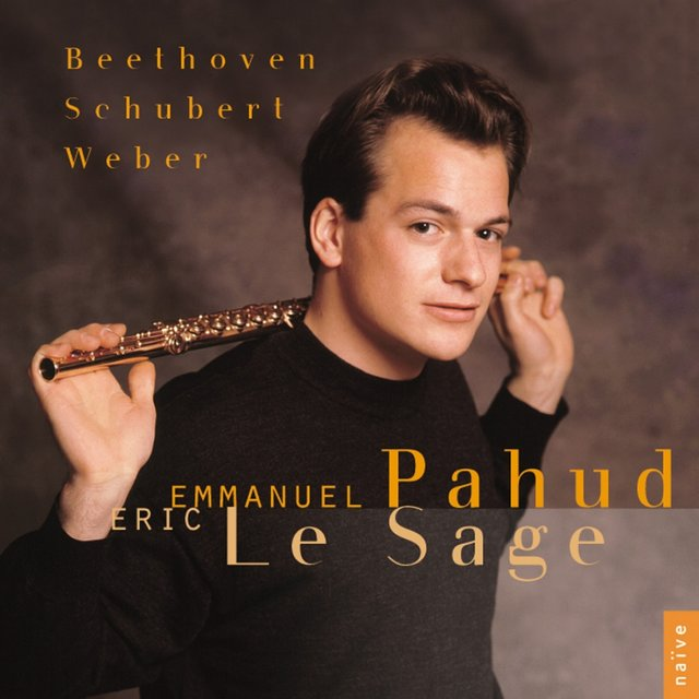 Beethoven, Schubert, Weber: Works for Flute and Piano