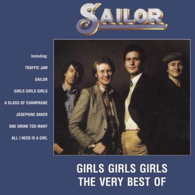 Girls Girls Girls - The Very Best Of Sailor