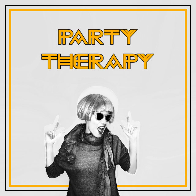 Party Therapy - Compilation of Chillout Music with a Huge Dose of Positive Energy, EDM, Drink Bar, Ambient Lights