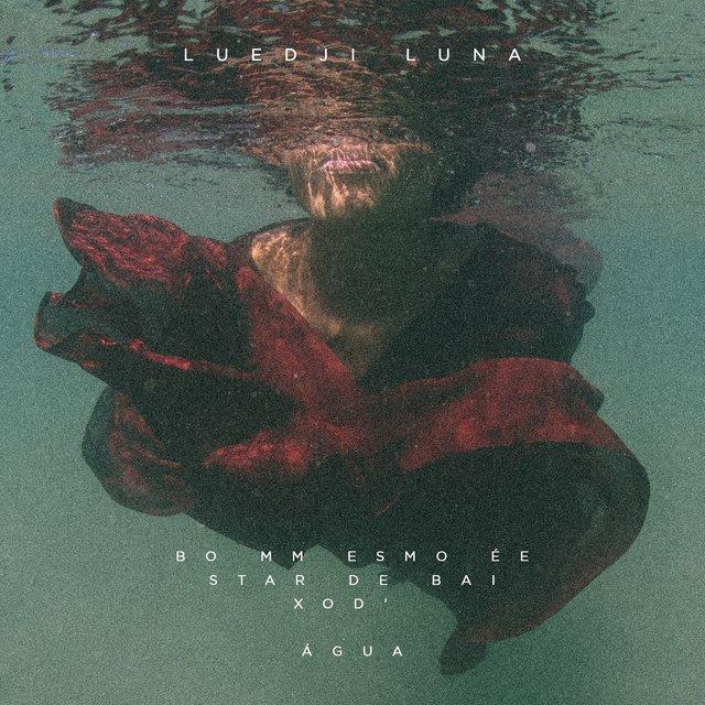 Cover art for album Bom Mesmo É Estar Debaixo D'Água by Luedji Luna