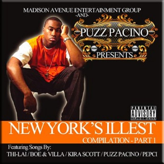 Puzz Pacino Presents: New York's Illest Compilation, Pt. 1