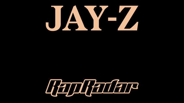 Cover art for album  by Rap Radar, JAY-Z