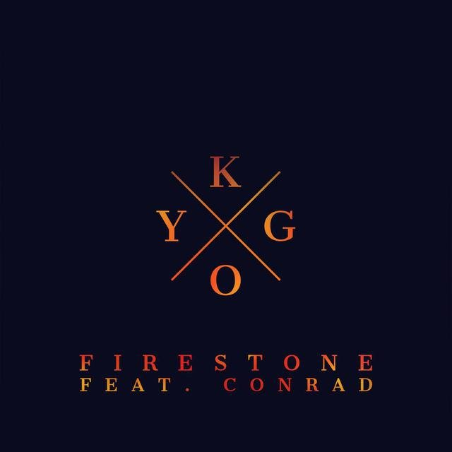 Cover art for album  by Kygo, Conrad Sewell