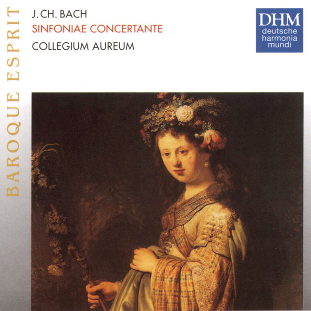J.C. Bach: Sinfoniae Concertante