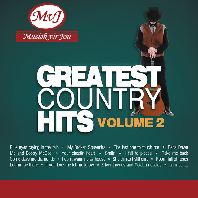 Greatest Country Hits, Vol. 2