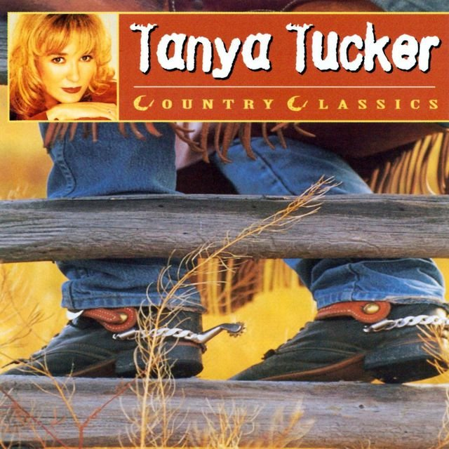 Country Greats - Tanya Tucker