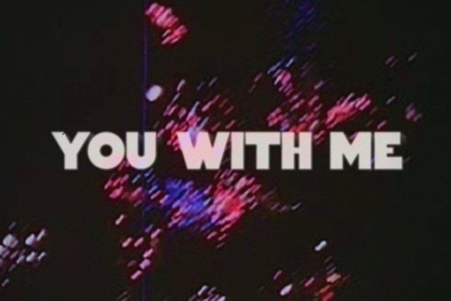 You With Me (Lyric Video)