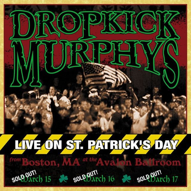 Live On St. Patrick's Day (Boston, MA)