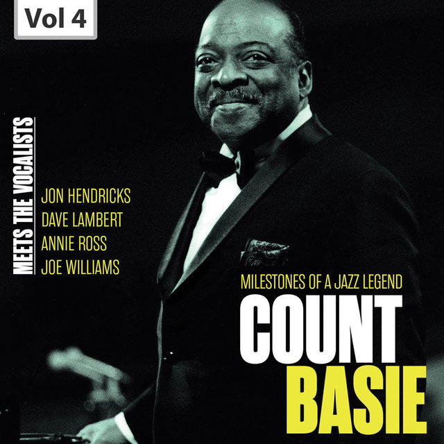 Milestones of a Jazz Legend - Meets the Vocalists, Vol. 4