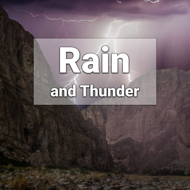 Thunder and Rain the best combination to Sleep with